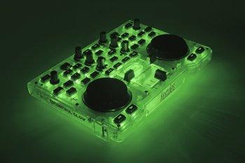 Hercules DJ Control Glow - 3 roky záruka