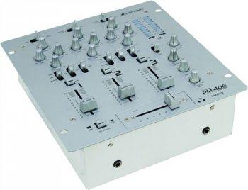 Omnitronic PM-408 - 3 roky záruka