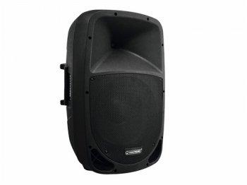 "Omnitronic VFM-215AP 2 pásmový reprobox 15"", aktivní, MP3, Bluetooth - 3 roky záruka"