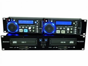 Omnitronic XDP-2800 CD/MP3/SD/USB
