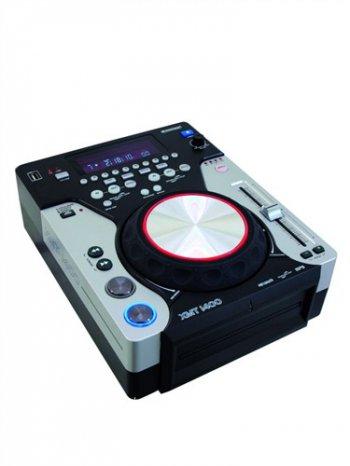 Omnitronic XMT-1400 MP3/USB - 3 roky záruka, Ušetřete ihned 3% při registraci