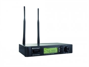 Omnitronic DR-1000 MK2 - 3 roky záruka