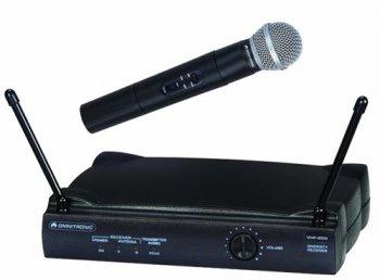 Omnitronic VHF-250 214.00 MHz - 3 roky záruka, Ušetřete ihned 3% při registraci