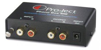 Pro-Ject PHONO BOX MM - 3 roky záruka