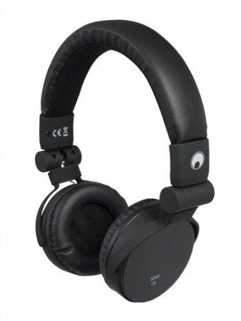 Omnitronic SHP-i3 Stereo sluchátka, černá - 3 roky záruka