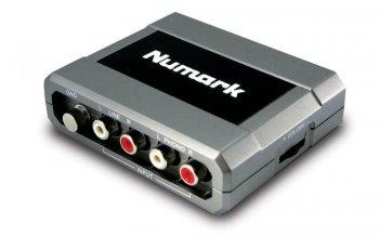 Numark Stereo I/O - 3 roky záruka