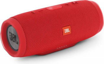 JBL Charge 3 Red - 3 roky záruka