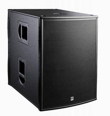HK Audio Pulsar PL 118 Sub A - 3 roky záruka