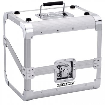 Reloop Club Series 80er Case 50/50 slanted white - 3 roky záruka