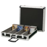 Reloop Club Series 200er Trolley CD Case black