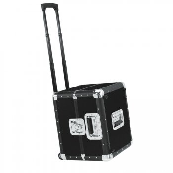 Reloop Club Series 120er Trolley Case 50/50 black - 3 roky záruka
