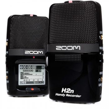 Zoom H2N - 3 roky záruka