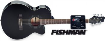 Stagg SA40MJCFI-BK, elektro-akustická kytara - 3 roky záruka, Ušetřete ihned 3% při registraci