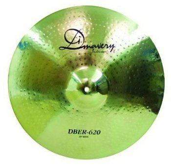 "Dimavery DBER-620MR činel, 19"" M-Ride - 3 roky záruka"