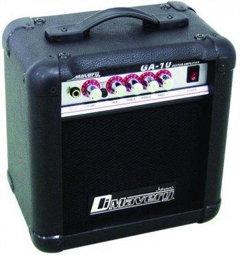 Dimavery GA-10 E-Gitarren-Amp 10W, schw. - 3 roky záruka, Ušetřete ihned 3% při registraci