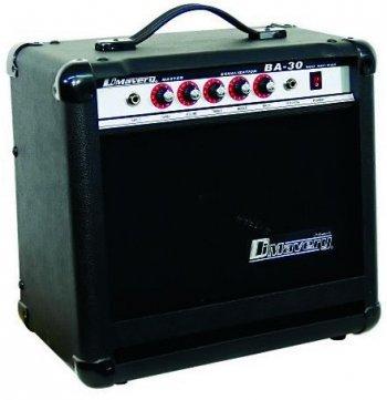 Dimavery BA-30 Bass-Verstärker 30W - 3 roky záruka