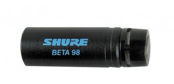 Shure BETA 98D/S - 3 roky záruka, Ušetřete ihned 6% při registraci