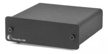 Pro-Ject PHONO BOX USB černý - 3 roky záruka
