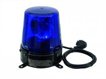 Eurolite Maják, modrý, 230V/15W - 3 roky záruka