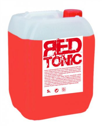 eLite RED Tonic, 5L - 3 roky záruka