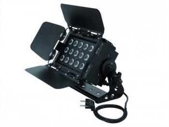 Eurolite LED CLS-18 QCL RGBW 18x8W 12° - 3 roky záruka, Ušetřete ihned 3% při registraci