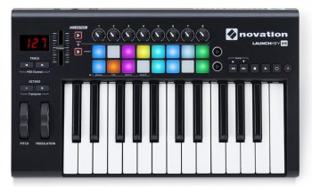 NOVATION Launchkey 25 MK2 - 3 roky záruka