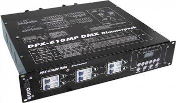 Eurolite DPX-610 MP DMX - 3 roky záruka, Ušetřete ihned 3% při registraci