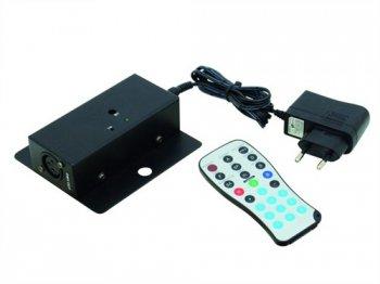 Eurolite DMX LED Operator IR2DMX + IR RC - 3 roky záruka, Ušetřete ihned 3% při registraci