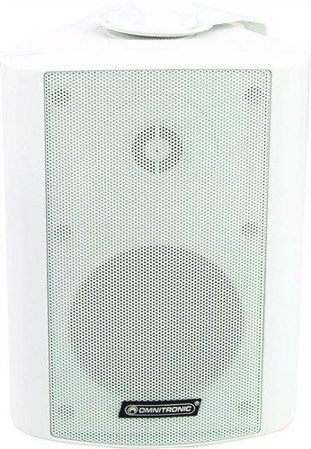 Omnitronic WP-3W, bílý - 3 roky záruka
