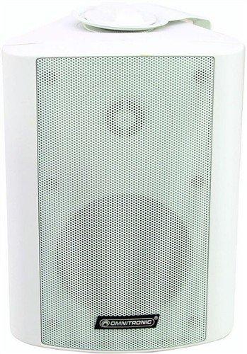 Omnitronic WP-4, bílý - 3 roky záruka