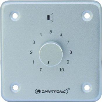 Omnitronic PA ovladač hlasitosti 10 W - 3 roky záruka, Ušetřete ihned 3% při registraci