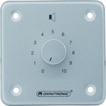 Omnitronic PA ovladač hlasitosti 45 W - 3 roky záruka, Ušetřete ihned 3% při registraci