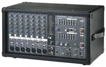 Phonic Powerpod 740 - 3 roky záruka