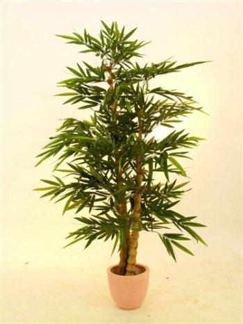 Bambus strom s perleťovým kmenem, 180 cm - 3 roky záruka, Ušetřete ihned 3% při registraci