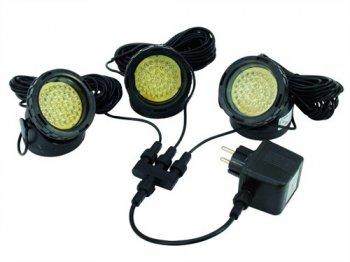 Eurolite WW-40 LED spot yellow (3 pcs.) - žlutá barva - 3 roky záruka, Ušetřete ihned 3% při registraci