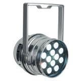 Showtec LED PAR 64 Q4-12 black, RGBW - 3 roky záruka