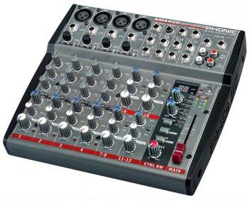 Phonic AM 440W - 3 roky záruka