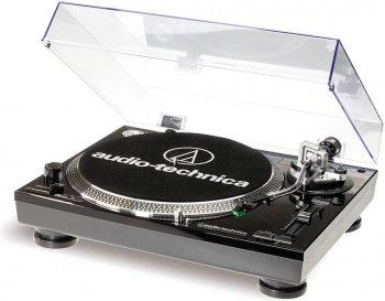 Audio Technica AT-LP120USBHC black - 3 roky záruka