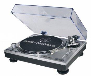 Audio Technica AT-LP120USBHC - 3 roky záruka, Ušetřete ihned 4% při registraci