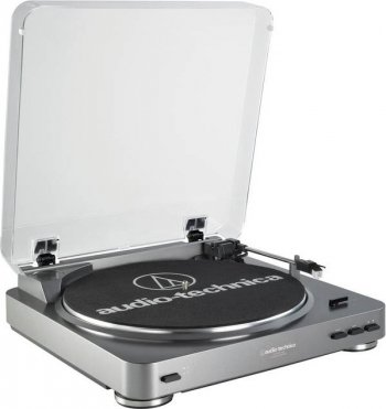 Audio Technica AT-LP60-USB - 3 roky záruka, Ušetřete ihned 4% při registraci