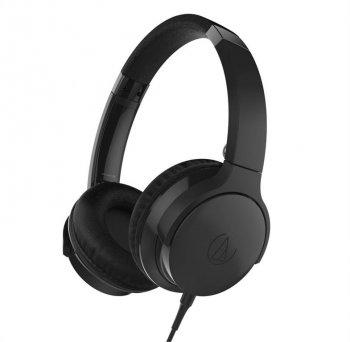 Audio Technica ATH-AR3iS Black - 3 roky záruka
