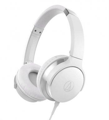 Audio Technica ATH-AR3iS White - 3 roky záruka