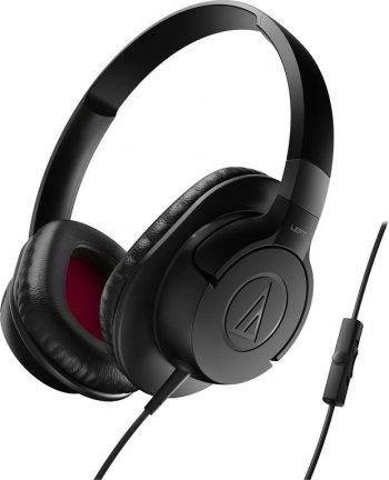Audio Technica ATH-AX1iSBK - 3 roky záruka