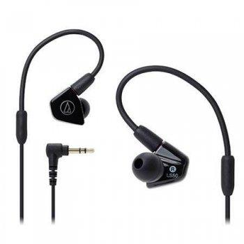 Audio Technica ATH-LS50iS Black - 3 roky záruka