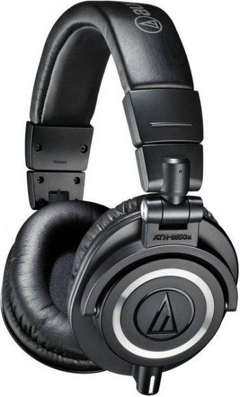 Audio Technica ATH-M50x - 3 roky záruka, Ušetřete ihned 9% při registraci