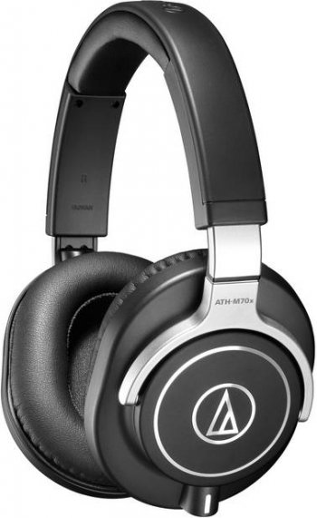 Audio Technica ATH-M70x - 3 roky záruka, Ušetřete ihned 6% při registraci