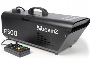 BeamZ Fazer F1500 DMX - 3 roky záruka, Ušetřete ihned 3% při registraci