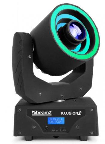 BeamZ Illusion Spot 30W, DMX - 3 roky záruka