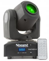 Beamz LED Panther 40, 1x45W LED, IR, DMX