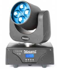Beamz LED Razor 510 Zoom, 4x 15W QCL, DMX